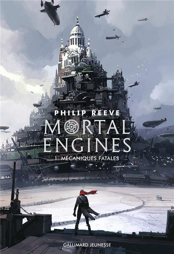 MORTAL ENGINES (TOME 1-MECANIQUES FATALES)